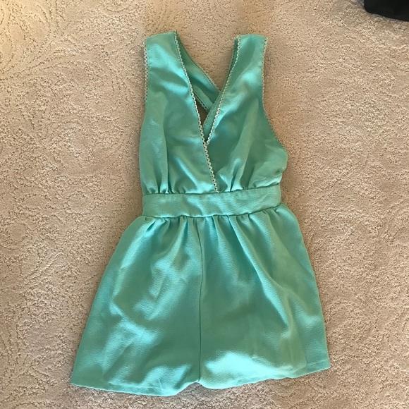 Sabo Skirt Other - Sabo skirt romper